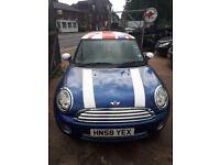 Mini Cooper 1.4, 47 000 miles, £3200 ONO