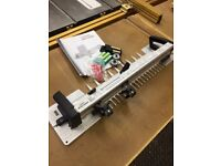 Leigh RTJ 400 dovetail jig for router table