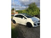 Vauxhall Corsa Limited Edition, 1.2 petrol, good condition