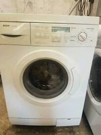 bosch 6kg washing machine LCD display