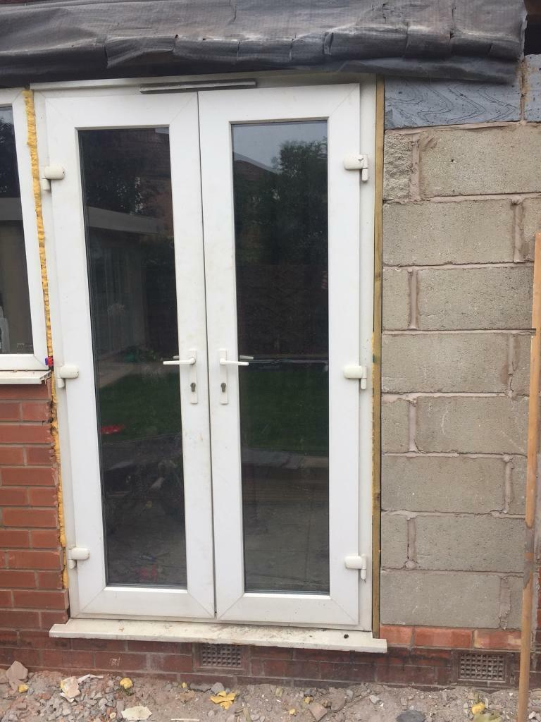 Pvc French Doors In Trafford Manchester Gumtree