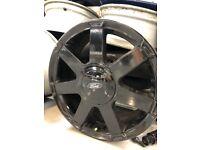"Ford Fiesta alloy wheels 16"" 4x (108mm)"