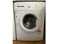 Bloomberg washing machine COLLECTION ONLY N17