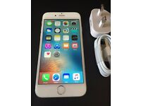 Apple iPhone 6 Plus 16gb Silver UNLOCKED