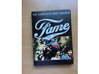 Fame - Season 1 (DVD, 2006, 4-Disc Set)