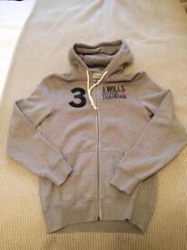 Men's new JACK WILLS hoodie size-S