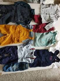 Baby Boys 3-6months (Next, Junior J, john lewis , marks and spencers