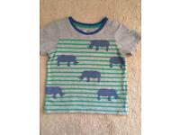 Baby Boden T shirt age 2-3 years euc