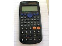Casio FX-83GT Plus Scientific Calculator - Almost New / Never used