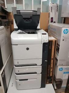 HP LaserJet Enterprise 600 M603 Network Monochrome Laser Printer  CF996A  Including Toner - CE390X
