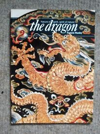 The Dragon - a large paperback book by Francis Huxley on dragons.....