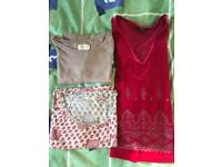 Great 10 piece bundle to fit size 10 - from Next, Gap, White Stuff, M and S, Tu