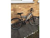 Shockwave mountain bike £50