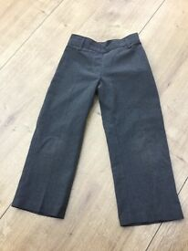 Grey school trousers, age 2-3years / 98cm