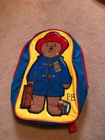 M&S Paddington backpack