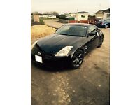 Nissan 350Z Ladybird Edition - Black 3.5 V6 (2007 Import)