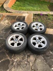 """BMW Z3 E36 16"""" Alloy Wheels"""