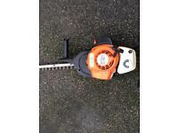 Stihl hs86t hedge trimmer