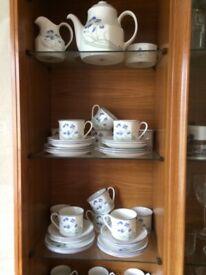 Royal Doulton tea set