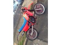 Honda mtx 125 rare bike very tidy and fast