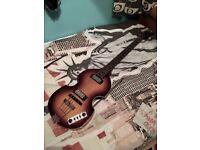 Hofner Violin bass (B-bass HI-Series)