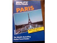 Paris guide book