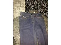 Boys Lacoste jeans brand new