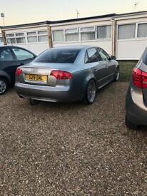 Swap Audi A4 s-line tdi
