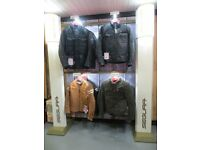 Segura Motorcycle Clothing - CE approved - Available at EVOLUTION MOTOR WORKS - Lurgan