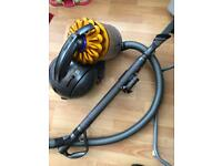 Dyson Ball Multi Floor Cylinder Vacuum Cleaner