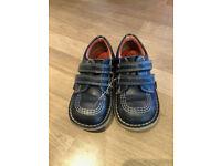 2 x Boys Shoes Start-rite and Kicker