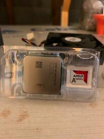 AMD A8-9600 Quad Core CPU 3.1 GHz Socket AM4