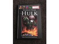 World War Hulk Graphic Novel Hardback collection