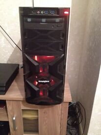 Intel Gaming PC with 16GB RAM - 250GB SSD + 1TB WD HDD - MSI GTX 970 4G Gaming Edition for Swaps