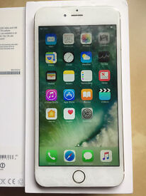 I-Phone 6+ 64GB (Gold) ~ EE ~ Condition: 4 - Good