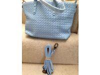 Handbag/ clutch 2 in 1 Pu leather new