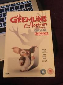 Gremlins Collection x 2 DVD SEALED NEW