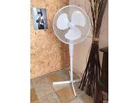 free standing fan