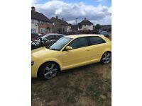 Audi A3 auto s line