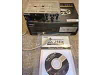 Edirol by roland UA -25EX audio interface usb computer recording