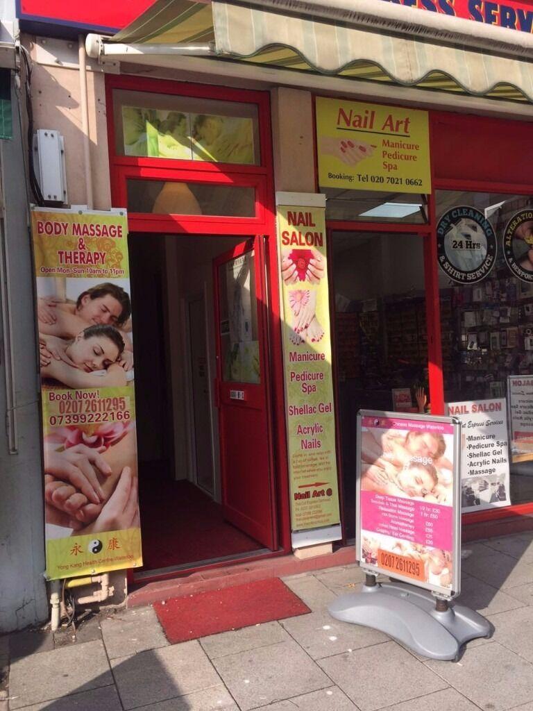 Chinese Massage Near Waterloo Station 5 Minutes Walking Distance