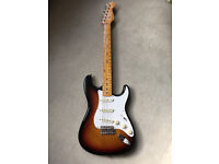 Fender Japan Stratocaster, Immaculate.