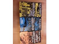 Ribblestrop book set (3 books) - NEWWW - Chatham - - IDEAL FOR CHRISTMAS