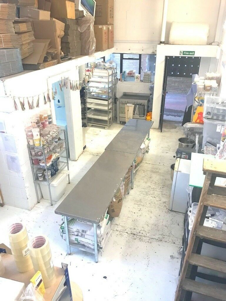 Commercial Bakery / Kitchen to Rent, Fully Equipped - SE London | in ...