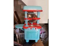 Childrens Toy Kitchen