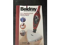 Beldray 9 in 1 steam cleaner