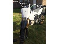 Pit bike yx140