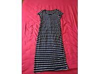 Maternity maxi dress size 12