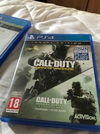 Call of Duty Infinate Warfare Playstaion 4 Game