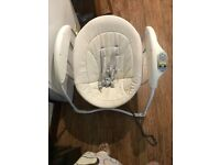 Graco baby rocker/swing